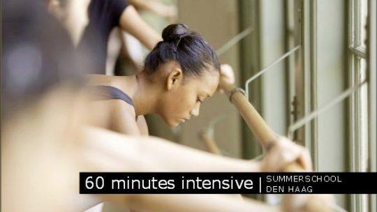 Additional ballet training