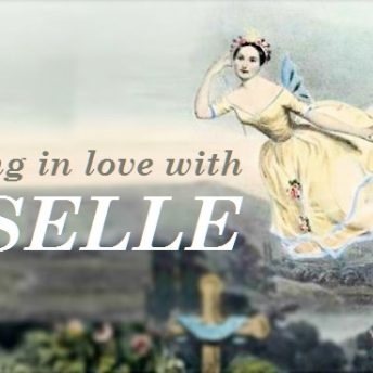 Falling in love with Giselle balletclass
