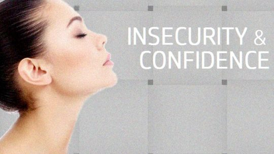 ballet insecurity confidence