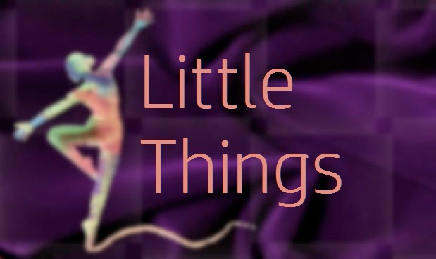 Ballet coaching Little things