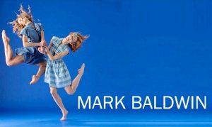Mark Baldwin choreography day 1