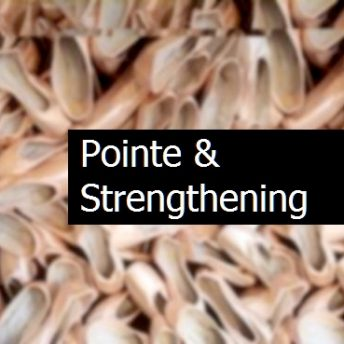 pointe strengthening the hague