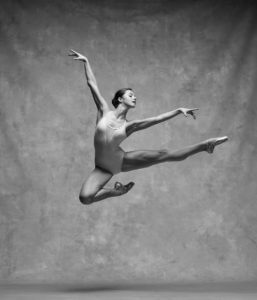 Classes with a.o. Indiana Woodward and Junior Ballet